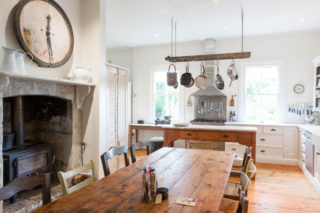 Willow Farm kitchen | Berry